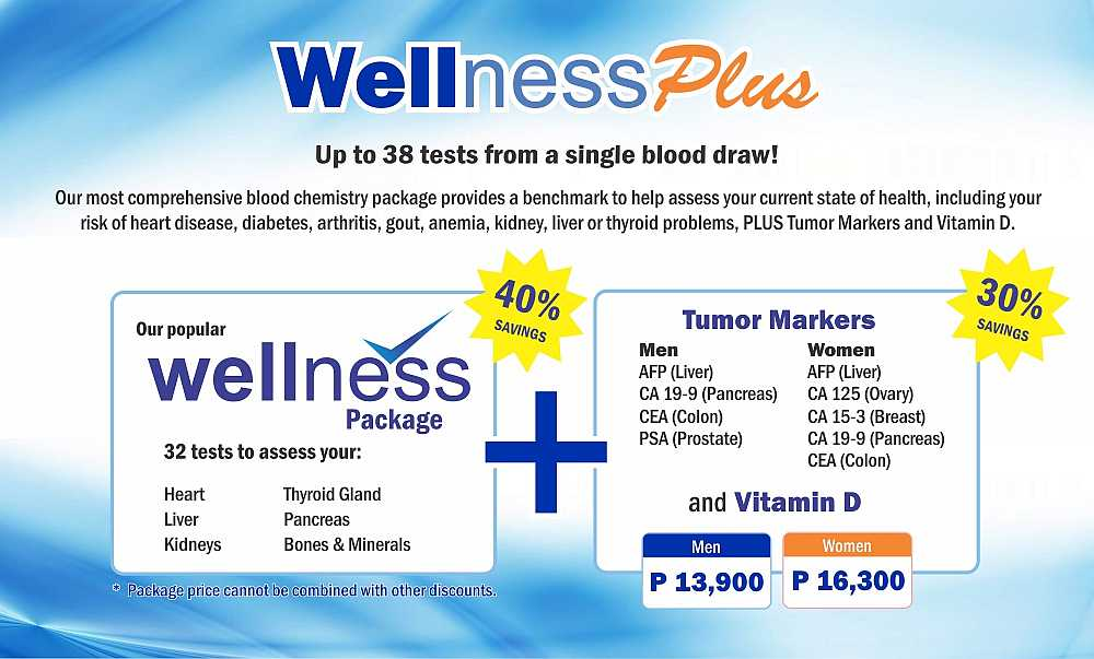 LCM Diagnostics - Wellness Plus